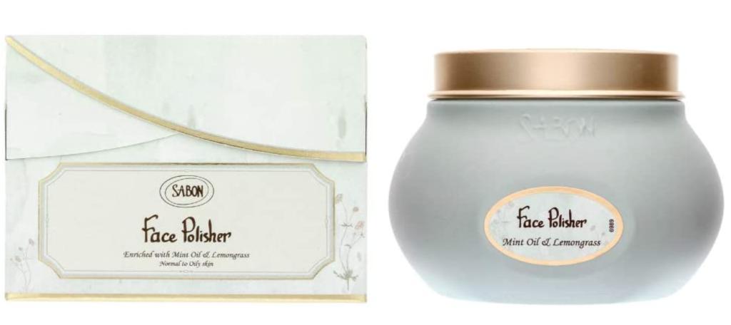 SABON(サボン) サボン フェイスポリッシャー ミントオイル&レモングラス 200mL