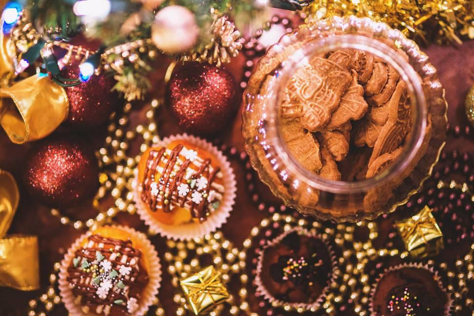 クリスマス手料理