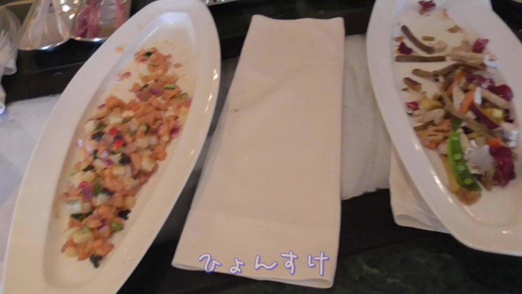 シャーウッドガーデンレストラン メニュー