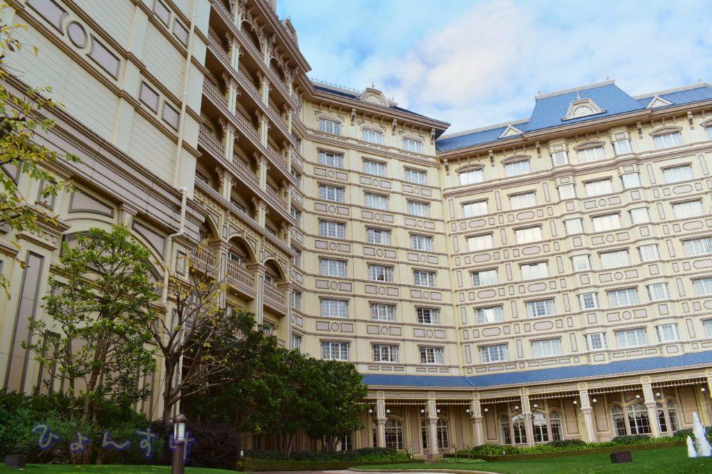 ディズニーランドホテル:シャーウッドガーデン
