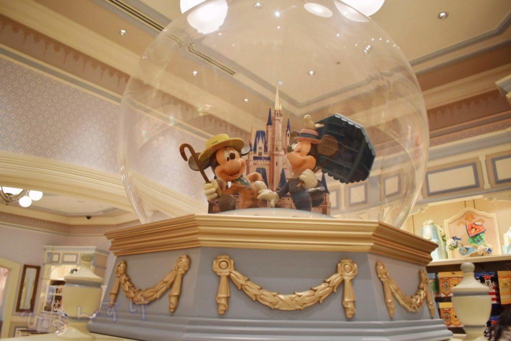 ディズニーランドホテル内ショップ「マーカンタイル」