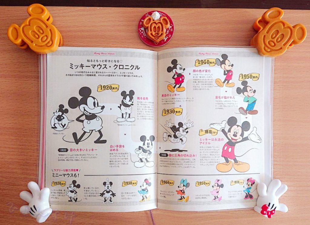 ディズニーの魔法で毎日がHappyになる手帳 スペシャルコンテンツ
