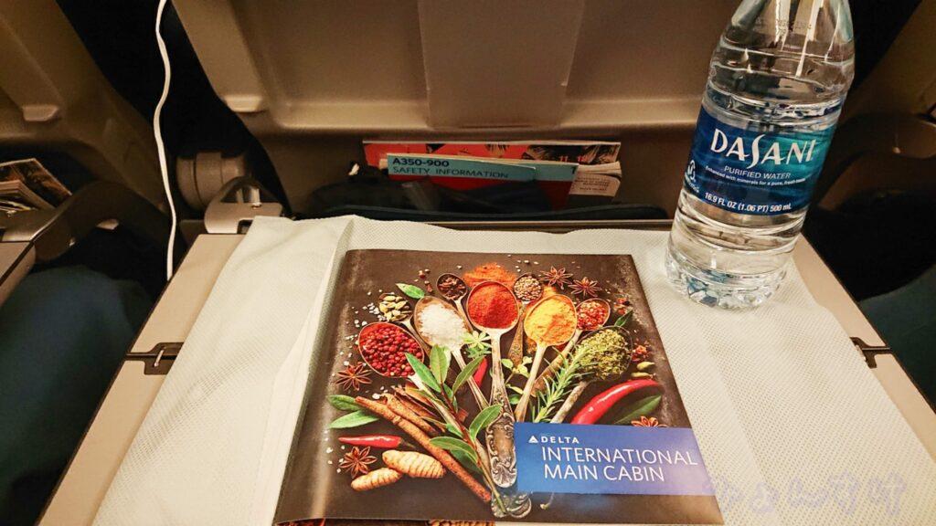 デルタ航空で成田→オーランドへ