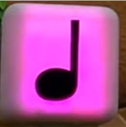 USJ マリオエリア 音符ブロック ピンク