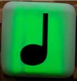 USJ マリオエリア 音符ブロック 緑