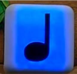 USJ マリオエリア 音符ブロック 青