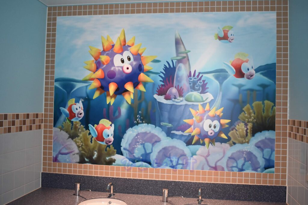 usj マリオエリア 公共施設 トイレの場所