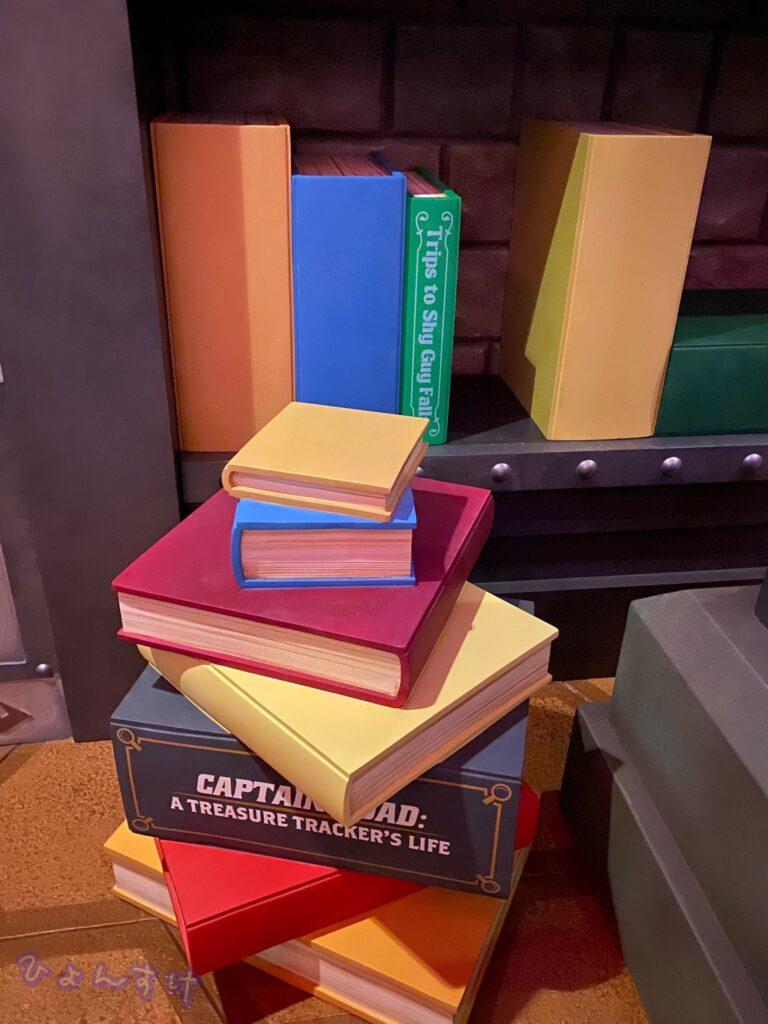 USJ マリオカート クッパの書斎