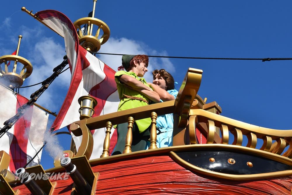 WDW ディズニー・フェスティバル・オブ・ファンタジー・パレード