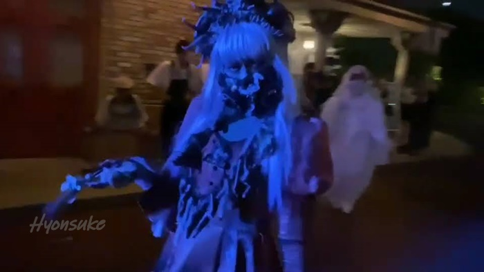 USJ ハロウィンホラーナイト ゾンビデダンス